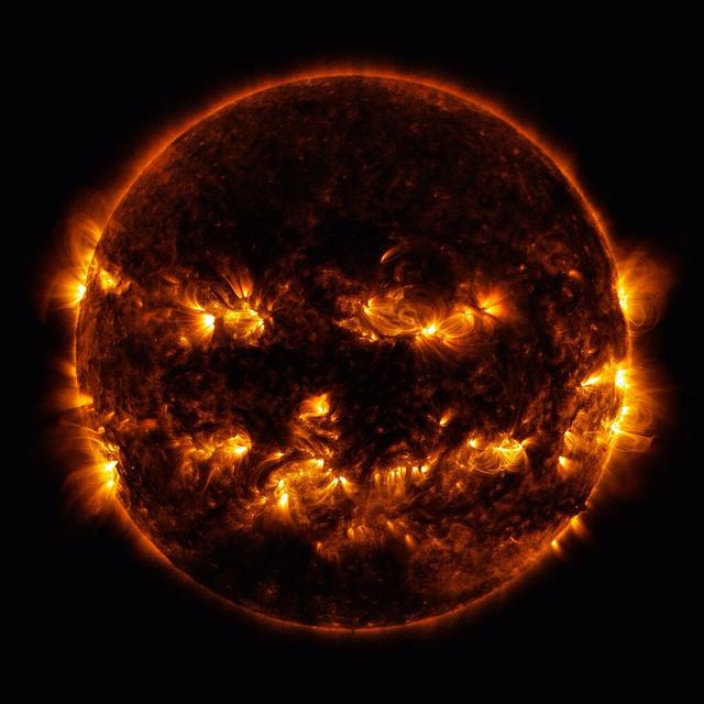 NASA-solar-halloween