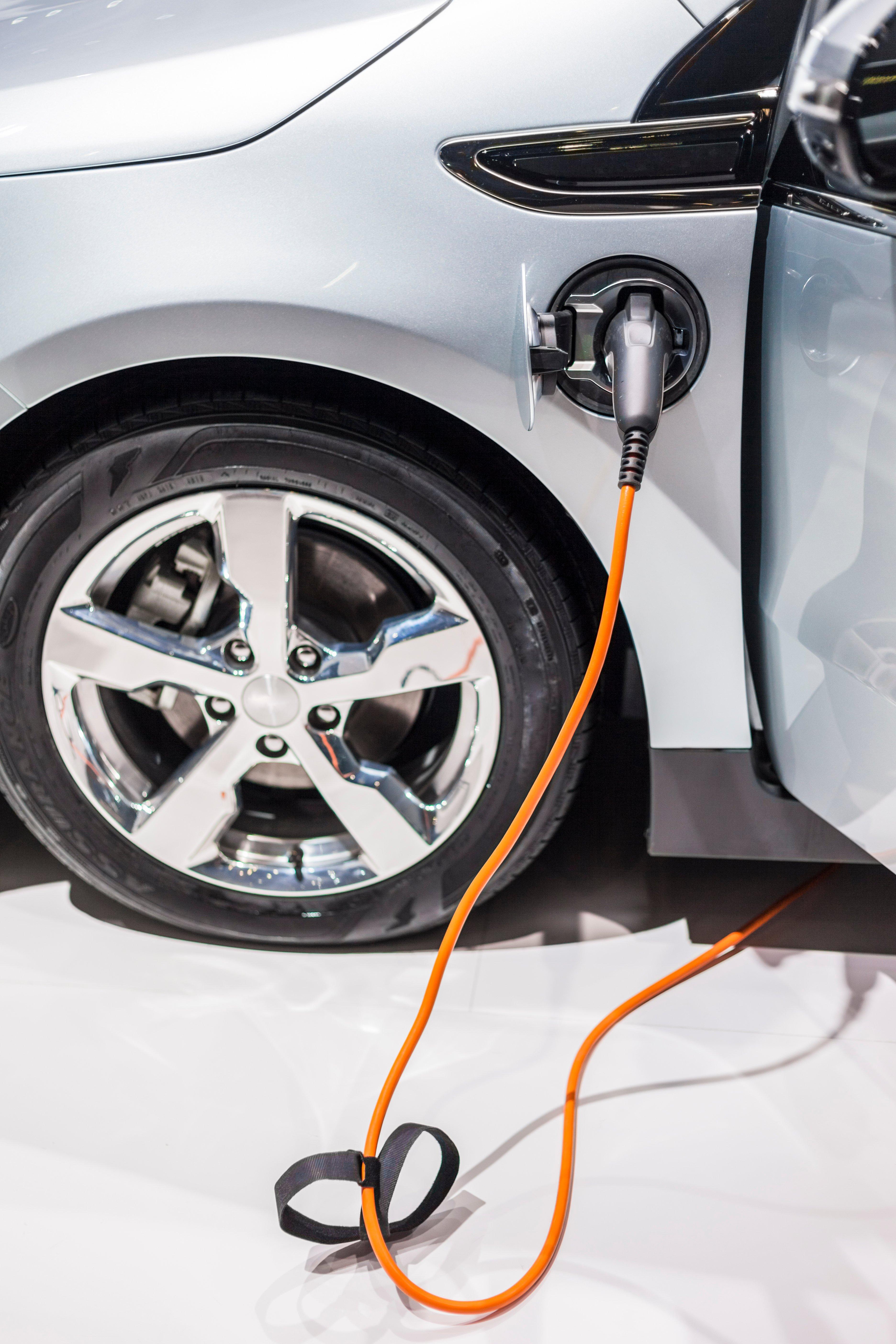 Electric vehicle market 2013