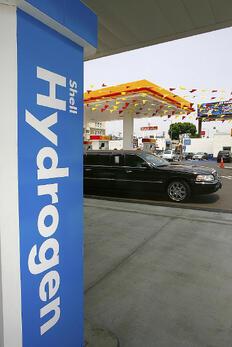 Hydrogen-Fueling