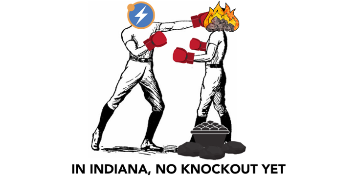 Indiana Coal No Knockout-730