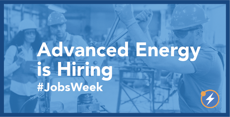 Jobs Week Blog