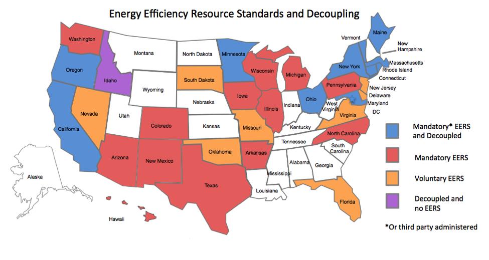 EnergyEfficiencyResourceStandards