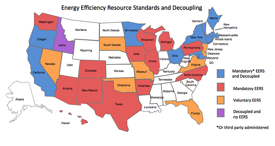 EnergyEfficiencyResourceStandards