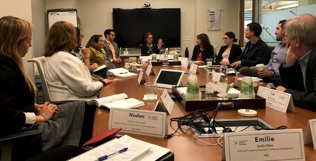 Newsome Advisor Roundtable 5-23_18