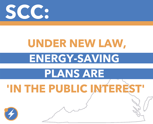 SCC EE Plans In Public Interest